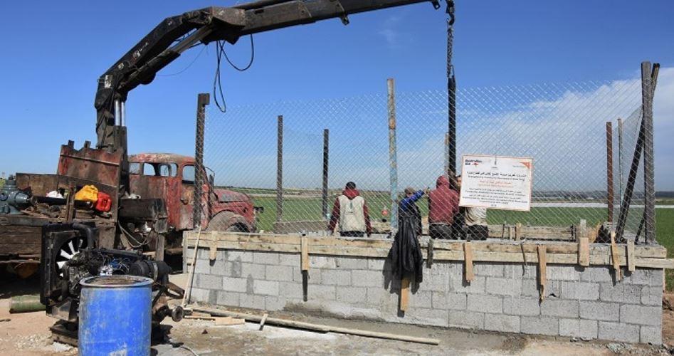Le autorità israeliane demoliscono 10 pozzi palestinesi a Betlemme