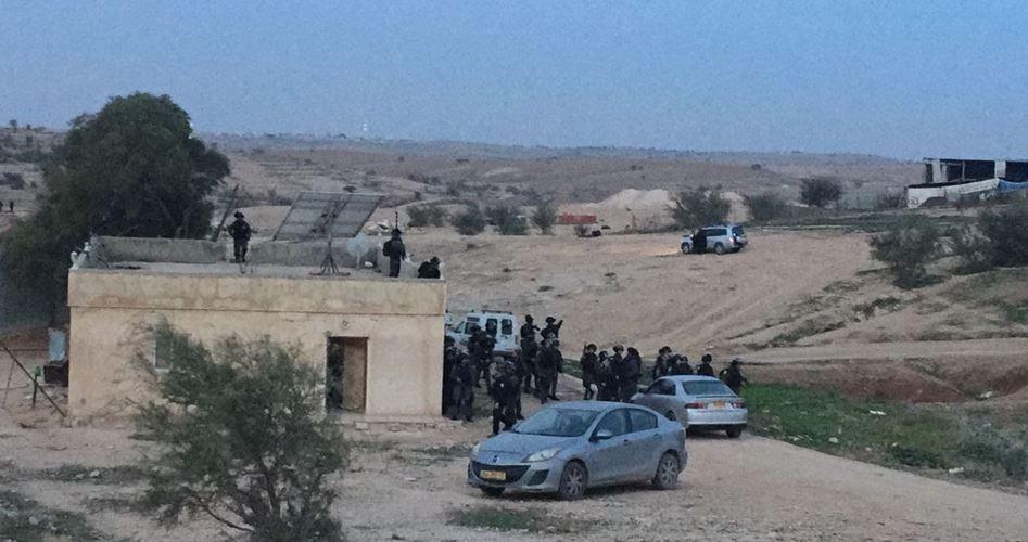 API: brutalità israeliana contro beduini del Negev