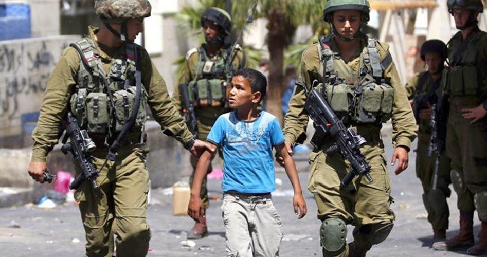 Israele commina multe fino a 800.000 dollari contro i minori palestinesi