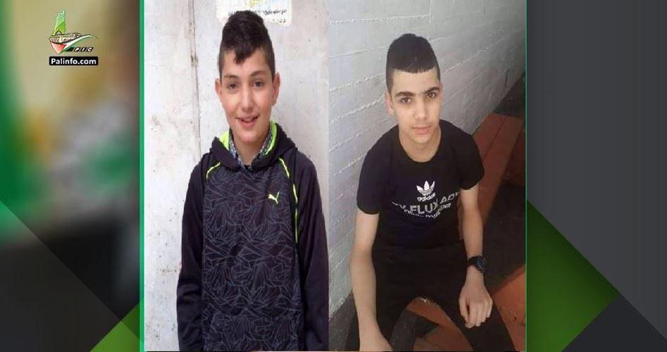 Condanna a sei anni per due bambini palestinesi