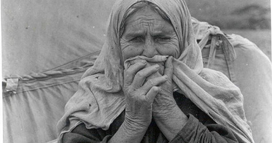 La pulizia etnica e lo sradicamento dei Palestinesi sono ancora in corso…