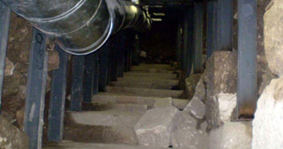 Palestinese muore in un tunnel di Gaza allagato dall'esercito egiziano