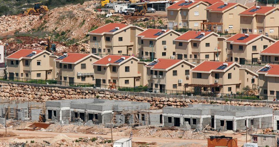 Israele pianifica la costruzione di altre 2.086 unità coloniali