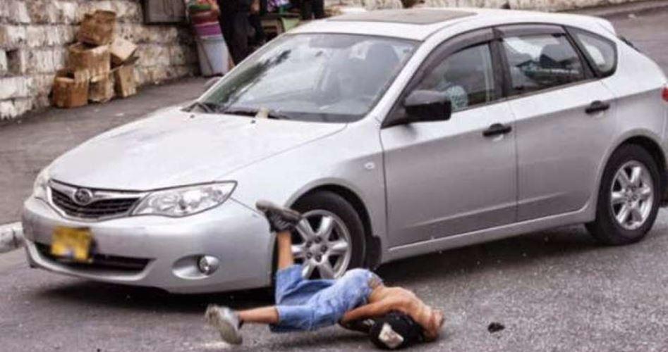 58enne palestinese muore in seguito ad attacco automobilistico israeliano