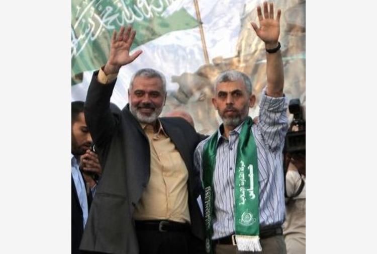 Yahya Sinwar a capo dell'Ufficio politico di Hamas a Gaza
