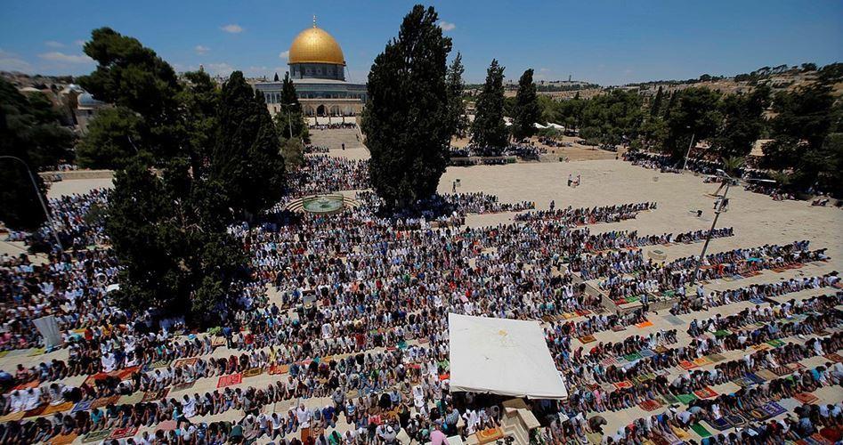 Preoccupante rapporto dell'UE su Gerusalemme