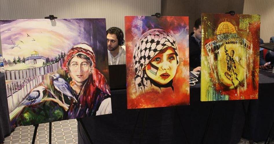 La realtà e la storia palestinese in esposizione al Congresso di Istanbul