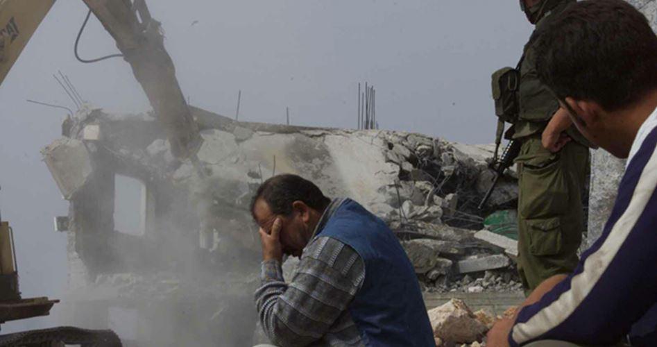 Demolizioni israeliane a Gerusalemme in forte aumento