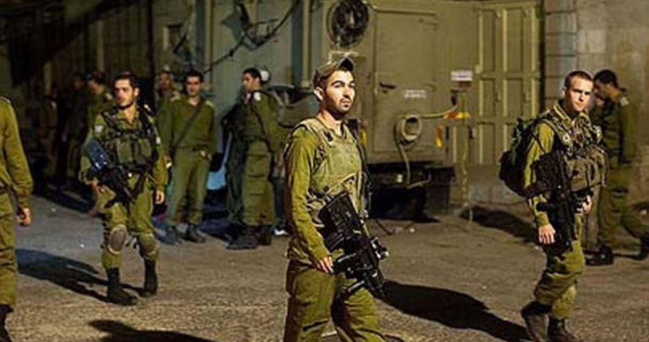 20 Palestinesi rapiti dalle forze israeliane in Cisgiordania e Gerusalemme
