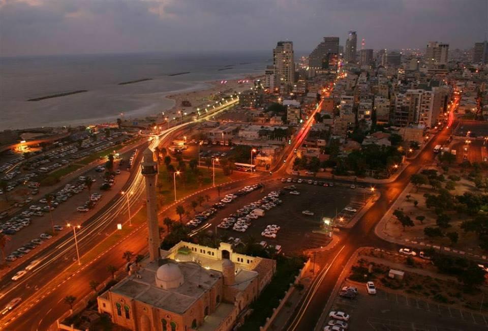 Yaffa, antica e bella città della Palestina