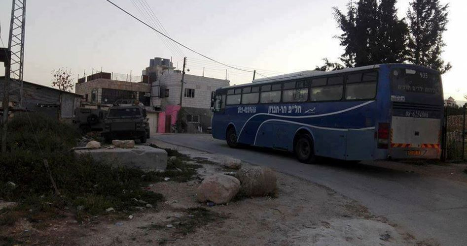 Coloni israeliani invadono sito archeologico a Hebron