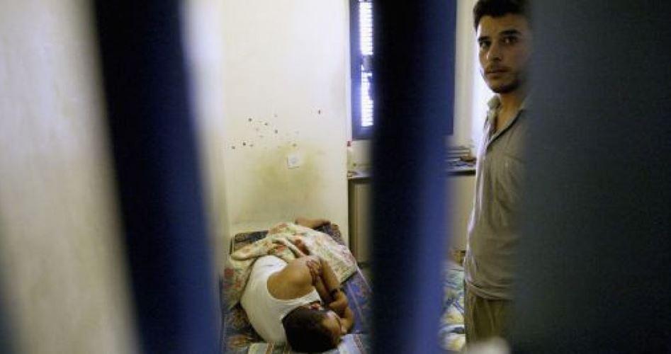 14 prigionieri rinchiusi a al-Ramla soffrono di gravi problemi di salute