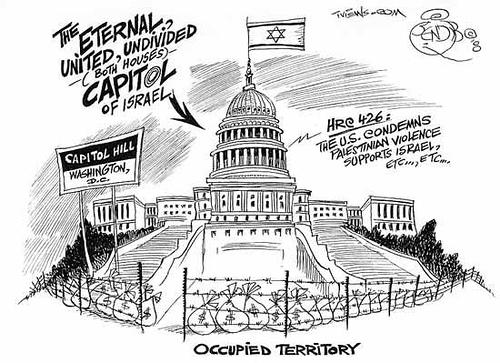 La relazione di codipendenza tra USA e Israele