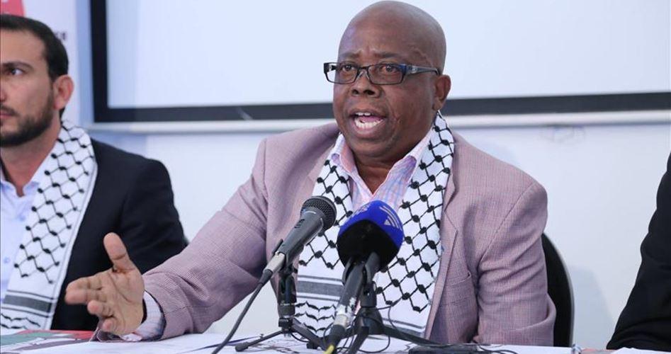 """Inizia la campagna """"Boicotta Israele per la Palestina"""" in Sudafrica"""