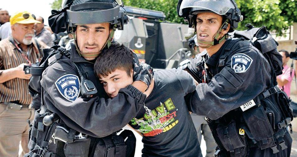 2.600 minorenni palestinesi arrestati da ottobre 2015