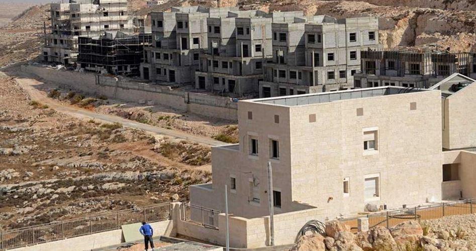 Piani di espansione coloniale israeliana a Gerusalemme e Cisgiordania