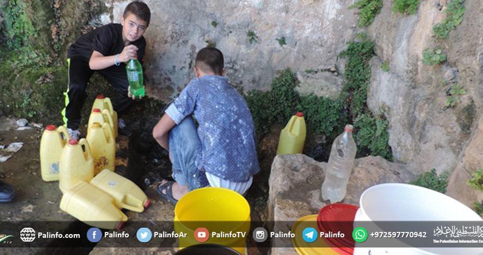 Israele taglia l'acqua al villaggio di Bardala