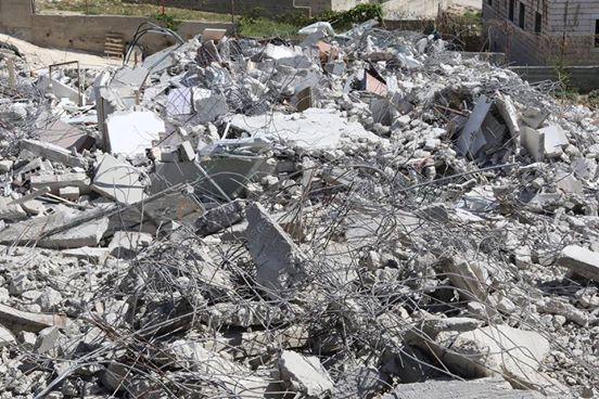 Oltre 12.700 edifici minacciati di demolizione nei Territori Palestinesi