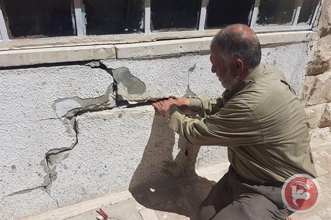 I Palestinesi di Silwan difendono le loro case dai continui scavi dei coloni