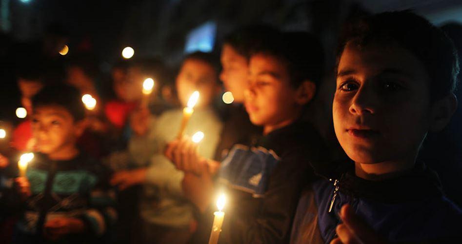Nella Striscia di Gaza energia elettrica col contagocce