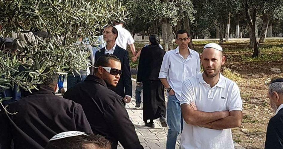 291 coloni invadono la moschea di al-Aqsa per le festività