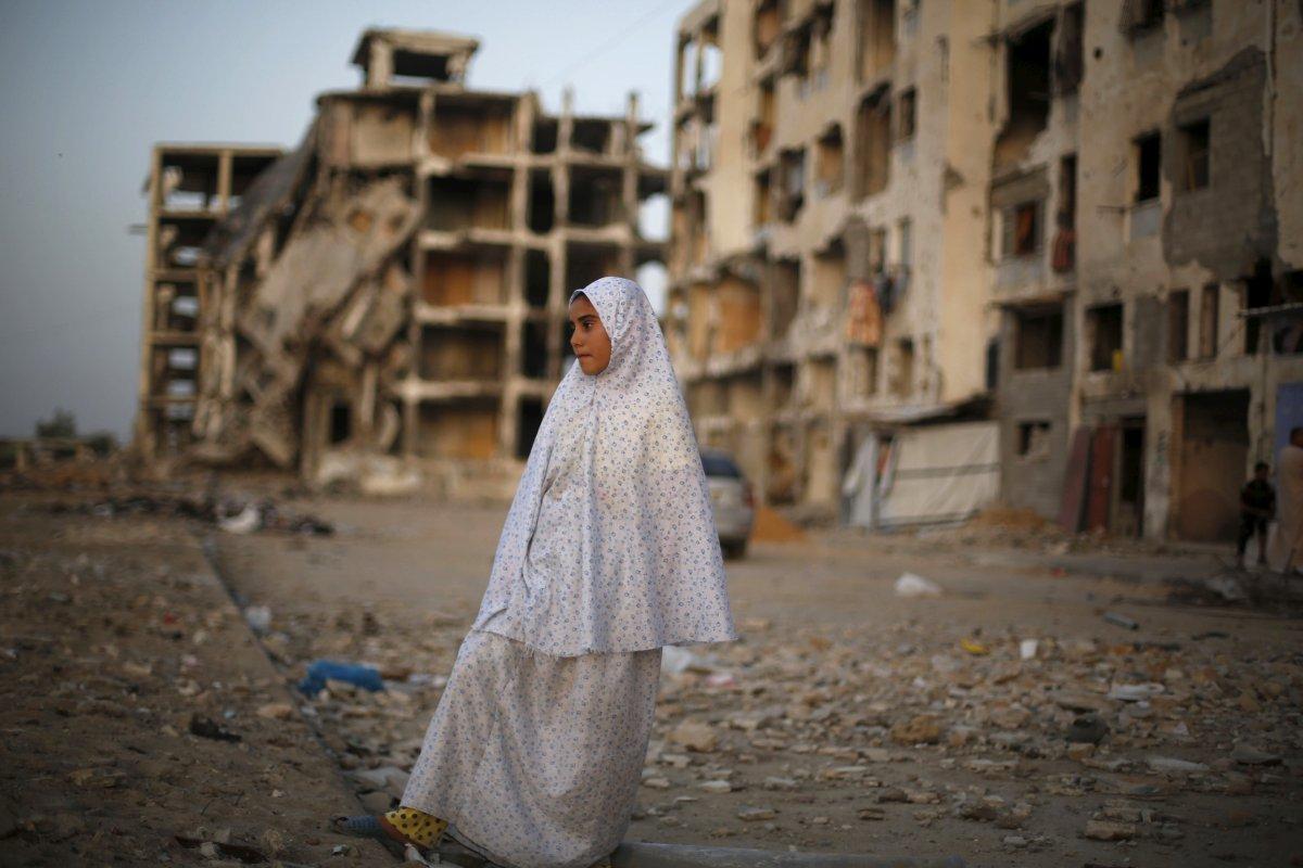 Striscia di Gaza, 1,5 milioni di Palestinesi sotto la soglia della povertà