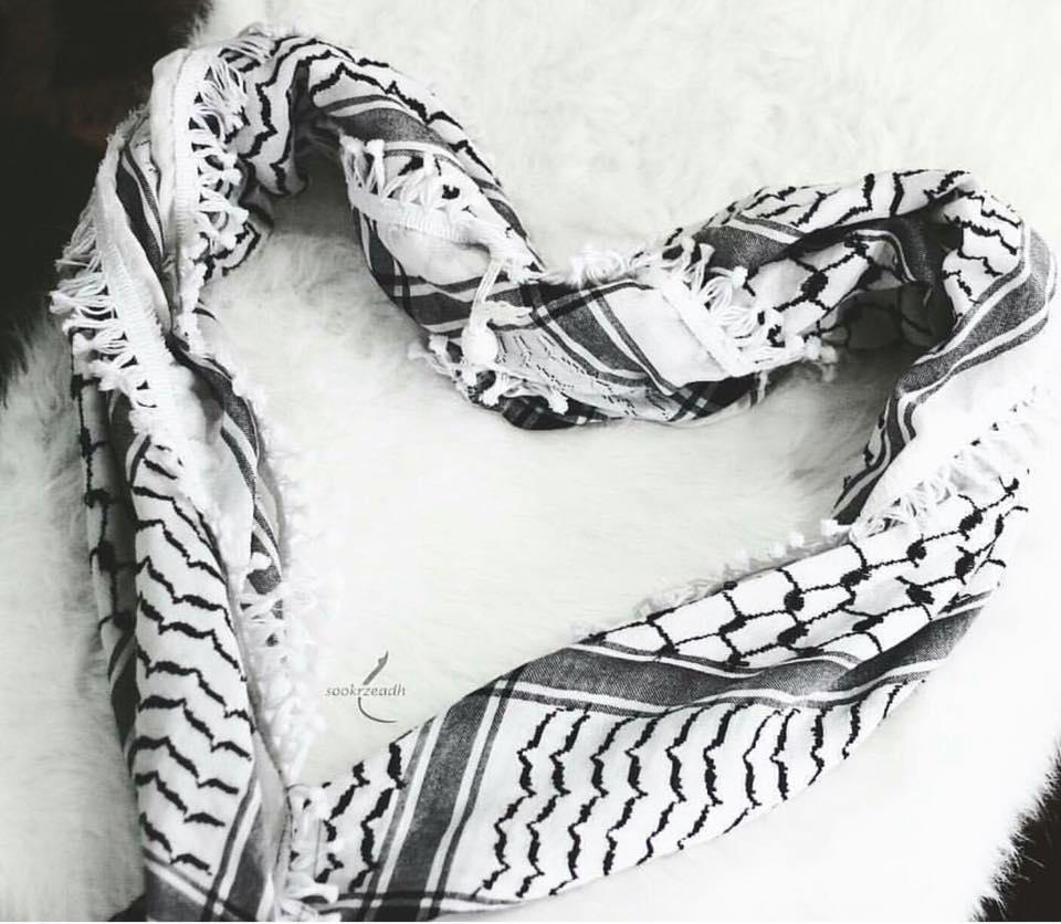 La Kefia e i suoi simboli