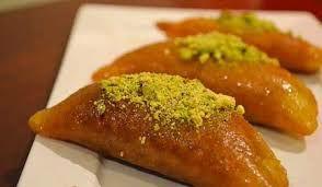 Katayef, dolce mediorientale per il Ramadan