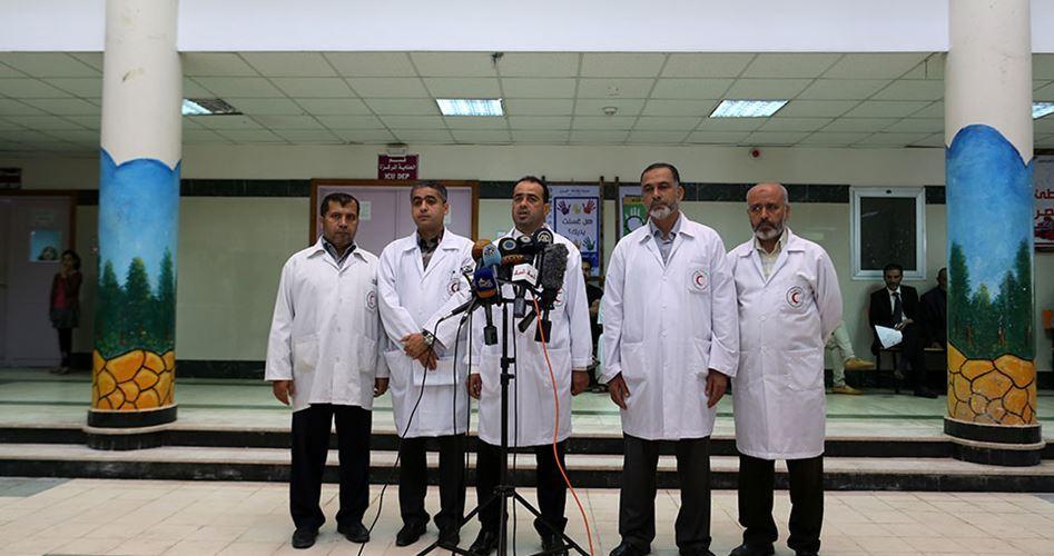 Ospedale pediatrico di Gaza in condizioni critiche per mancanza di medicinali
