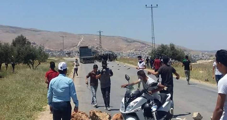 Cisgiordania, decine di feriti e asfissiati durante manifestazioni a sostegno dei prigionieri palestinesi