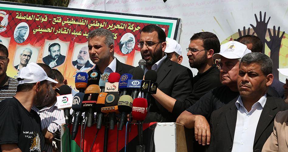 50 leader del movimento dei prigionieri si uniranno allo sciopero della fame