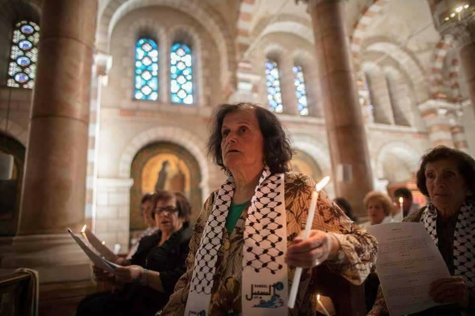 Cristiani e musulmani uniti a sostegno dei prigionieri palestinesi in sciopero della fame