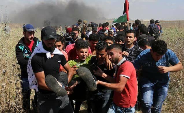 """Il """"Giorno della Rabbia"""" è esploso in tutti i TO: 42 feriti durante scontri con l'IOF"""