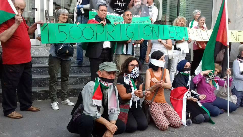 API: lo sciopero dei prigionieri, una vittoria. I paesi arabo-islamici dovrebbero sostenere la lotta palestinese