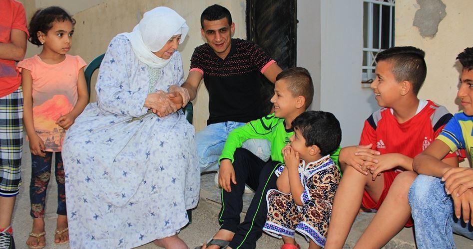 Hajja Fatima racconta i ricordi e i momenti dolorosi della Nakba