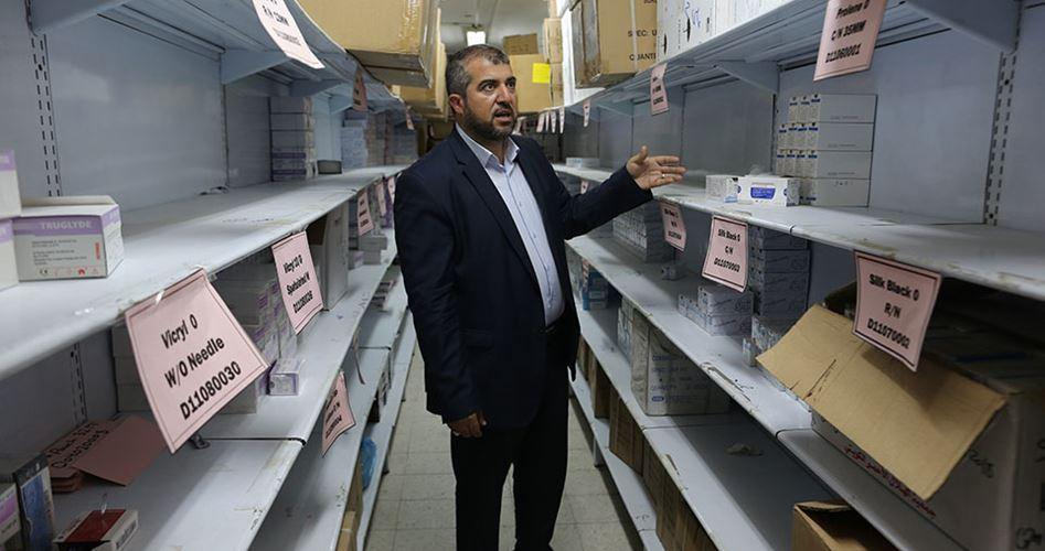 Gaza, i servizi sanitari peggiorano a causa della crisi
