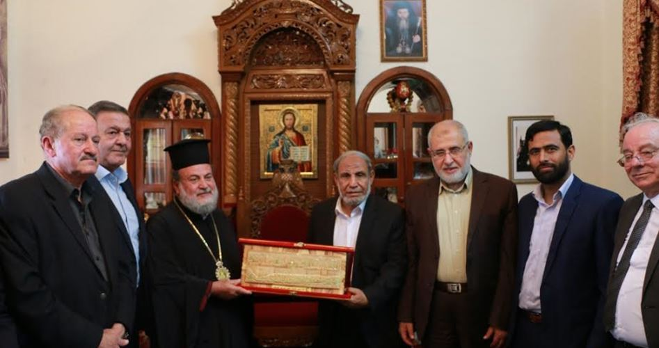 Striscia di Gaza, musulmani e cristiani palestinesi uniti contro l'occupazione