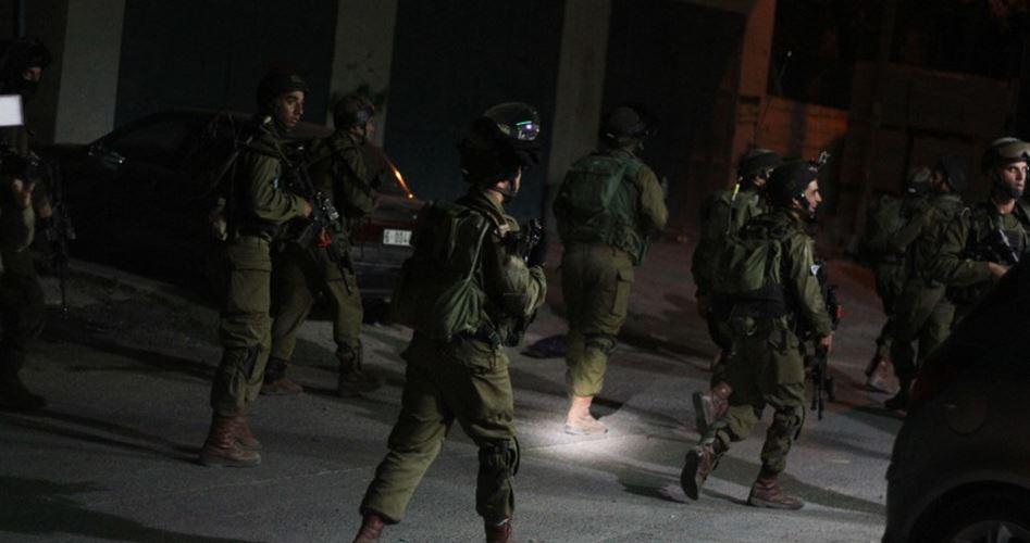 17 Palestinesi rapiti dalle forze israeliane a al-Issawiya