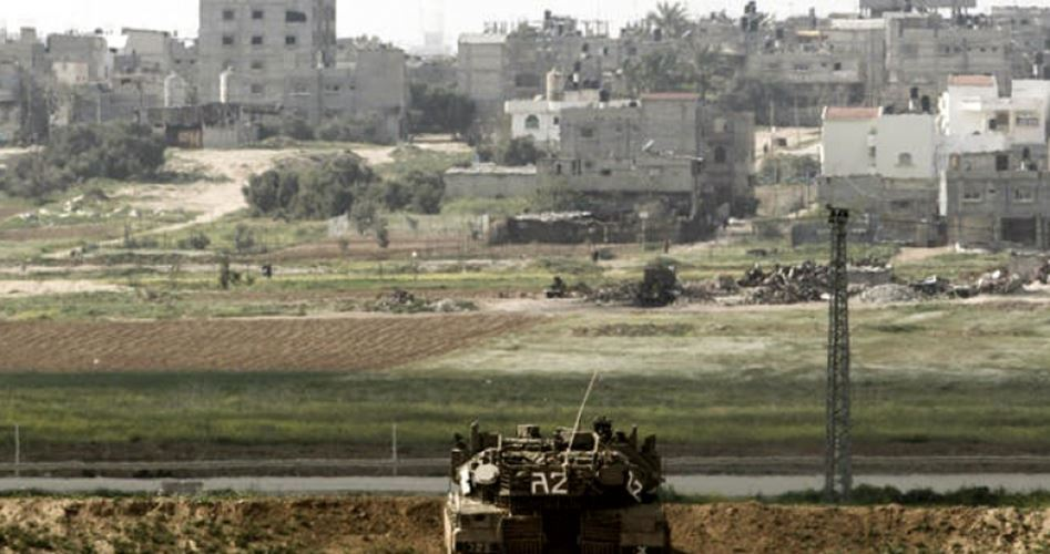 L'esercito israeliano compie un'incursione limitata a est di Khan Younis