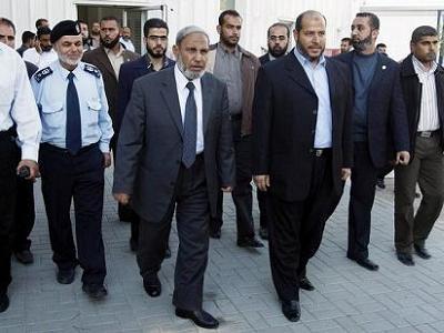 hamas_leaders_zahar_gaza