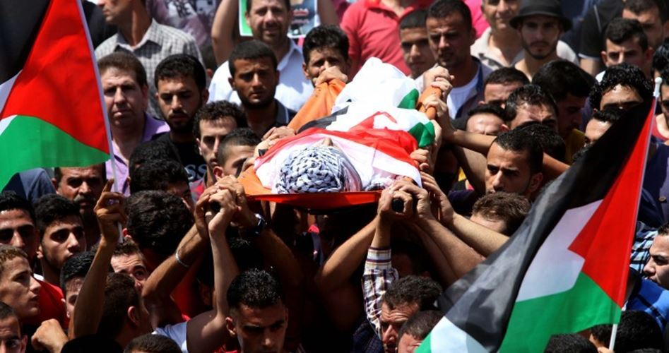 319 Palestinesi uccisi dalle forze israeliane dal 2015