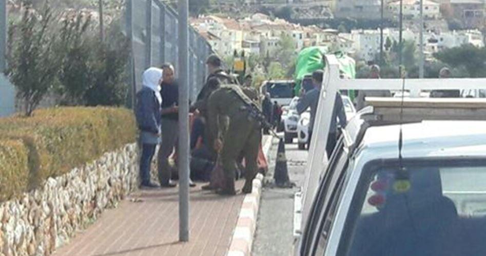Hebron, giovane palestinese arrestata per presunto possesso di coltello