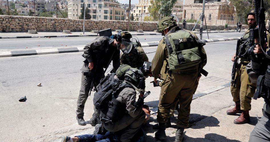 45 palestinesi sequestrati dalle forze israeliane durante i giorni dell'Eid