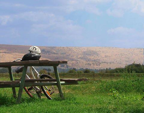 La Valle di Hula, piccola oasi naturale