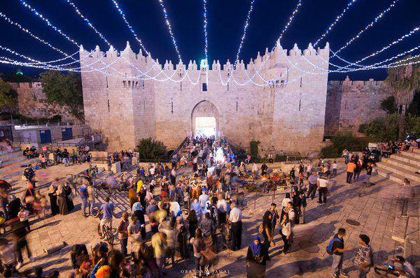 Gerusalemme e le sue 11 porte