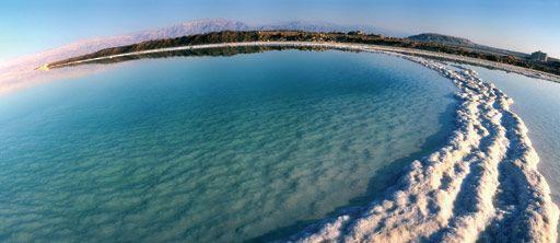 Il Mar Morto, una delle meraviglie del mondo