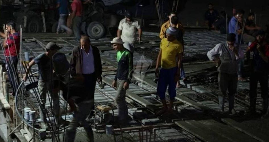Picco massimo di lavoro notturno durante il mese sacro di Ramadan