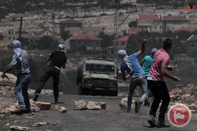 Adolescente ferito durante manifestazione di protesta a Kafr Qaddum