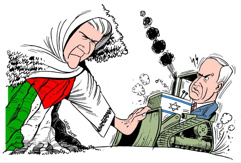 Israele non vuole la pace