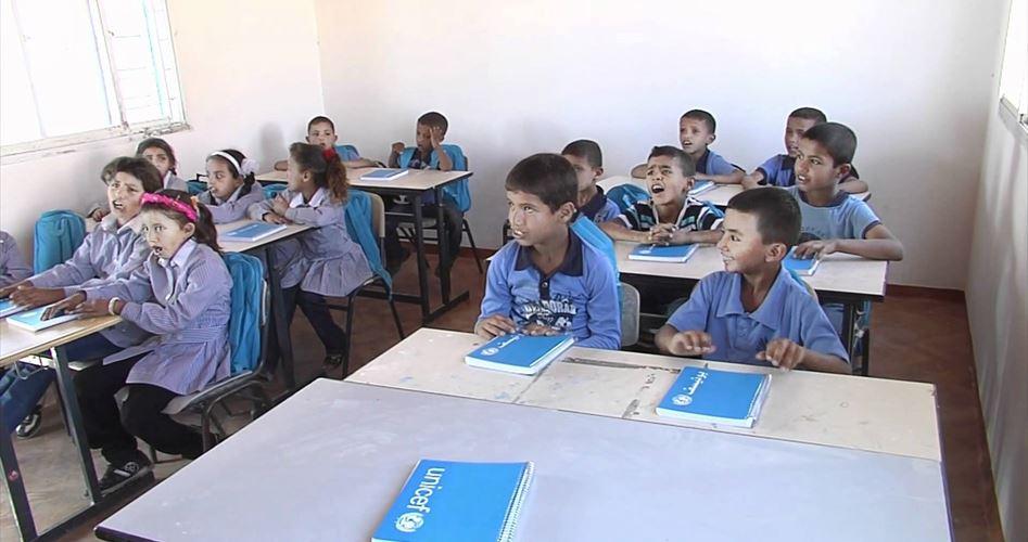 L'esercito israeliano minaccia di demolizione la scuola beduina di al-Kaabneh a Gerico